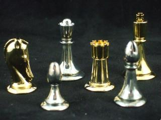 Chess Sets Collection Star Trek Tridimensional Chess Set